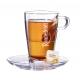 Ronnefeldt Glass & Saucer