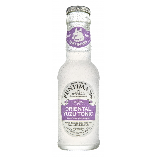 Fentimans Oriental Yuzu Tonic Water