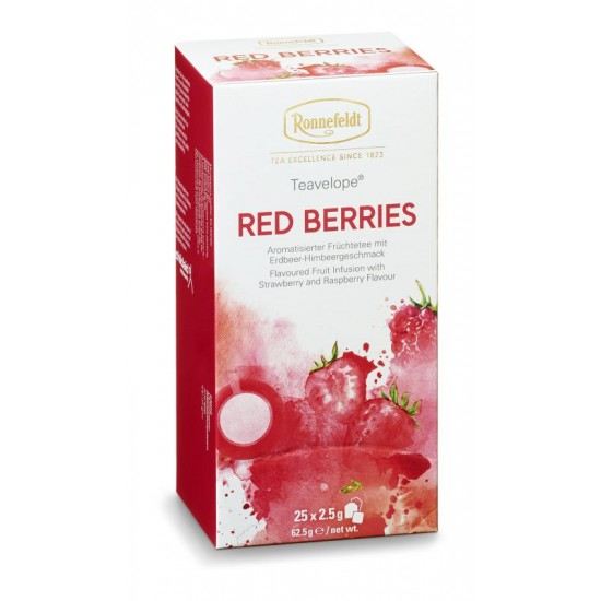 Ronnefeldt Teavelope Red Berries