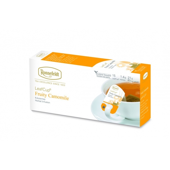 Ronnefeldt Leafcup Fruity Camomile