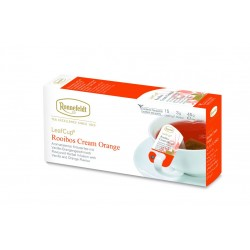 Ronnefeldt Leafcup Rooibos Cream Orange